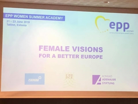 EPP Women Summer Academy