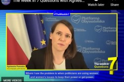 The Week in 7 Questions with the EPP Vice-President Agnieszka Pomaska - News - EPP Women